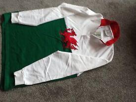 Welsh top