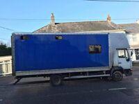 BARGAIN! 7.5 ton Horse Lorry