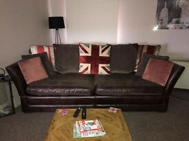 Stunning sofa from sterling