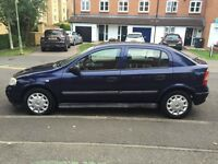 Vauxhall Astra 2000 1.6 Automatic