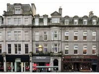 2 Bedroomed Executive Flat in City Centre Aberdeen