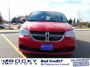 2015 Dodge Grand Caravan $24,995 PLUS TAX