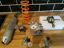2015 ktm 85sx part's all removed after 5 hours use from new excellent condition