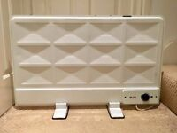 Glen space heater radiator in great condition.