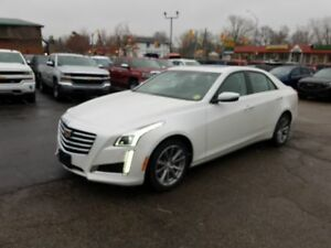 2017 Cadillac CTS Luxury AWD, Power Sunroof, Low KM
