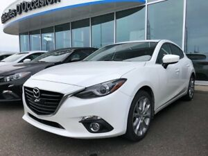 2016 Mazda Mazda3 Sport GT - CUIR - TOIT OUVRANT - SIEGES CHAUFF