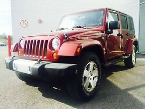 Jeep Wrangler Sahara Unlimited 2008