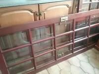 Solid wood doors (internal)