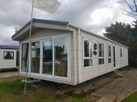 DELTA SUPERIOR HOLIDAY HOME - LOCATED AT SILVER SANDS HOLIDAY PARK LOSSIEMOUTH (STATIC CARAVAN)