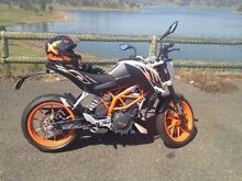 KTM 390 Duke 2013 North Tamworth Tamworth City Preview