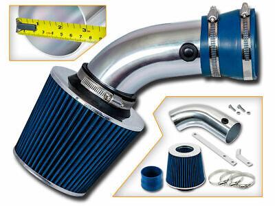 BCP BLUE 1993-2001 BMW 540i 740i 740iL 4.0 4.4 V8 Power Air Intake Kit +Filter
