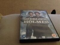 SHERLOCK HOLMES DVD for sale as new