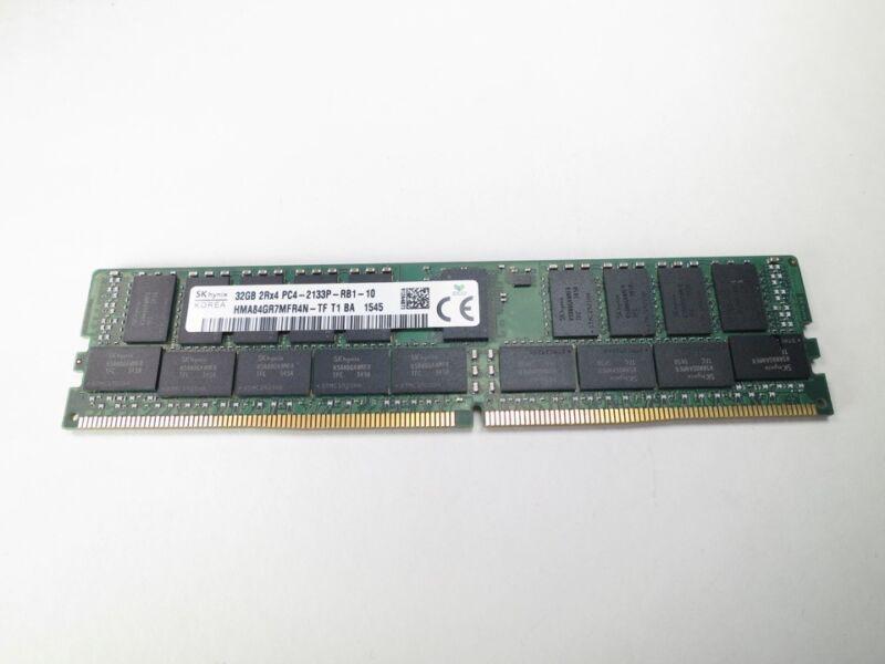 HMA84GR7MFR4N-TF HYNIX 32GB DDR4 2133 RDIMM PC4-17000 1.2V 288-PIN SDRAM MODULE