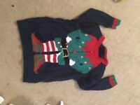 Christmas jumper 3-4 years