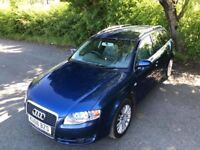 💥2006 Audi A4 Avant Auto / one owner / service history / cambelt changed 💥