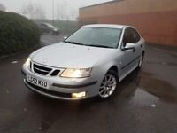 Saab 9-3 tid 2.2 diesel full leathers clean car