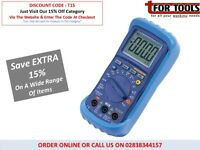 RAPER 78997 DIGITAL MULTIMETER