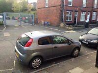 Fiat punto active 1.2 2006 12 month mot low mileage. Cheap for quick sale