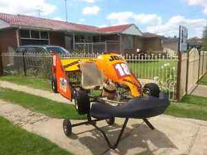 Go kart - kt open Colyton Penrith Area Preview