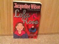 Set of 3 Jacqueline Wilson books