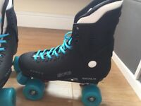SFR RAPTER 76 Quad Roller Skates Brand New adult size 7 £50