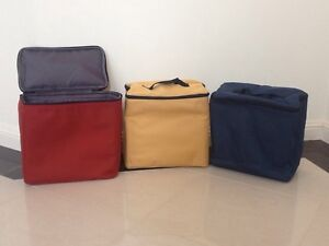 3 x Cooler Bags. NEW Castle Hill The Hills District Preview