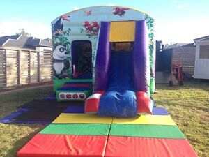 $180 Jungle Jumping Castle Full Day Hire Brisbane South East Preview