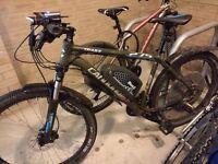 Bionx D + Cannondale pedelec I Electric bicycle I Bike