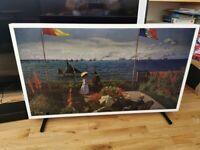 "Samsung 43"" The Frame Art Mode QLED 4K HDR Smart TV Wi-Fi, Netflix, YouTube, Apple TV"