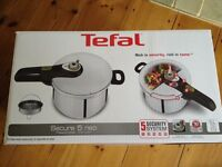 New Tefal Secure 5 Neo Pressure Cooker