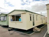 STATIC CARAVAN 12ft 3 BED - 2017 & 2018 FREE SITE FEES - FINANCE OPTIONS AVAILABLE - SITED IN ESSEX