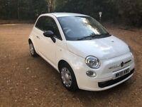 Fiat 500 pop/ 1.25 full service history full AA report