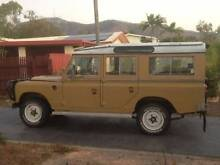 1981 Land Rover SUV safari series 3 Annandale Townsville City Preview