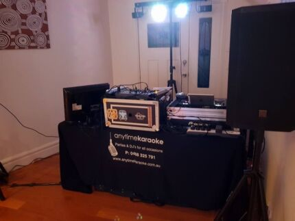 Party/Club DJ's & Karaoke DJ Hosts available at your service