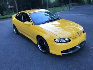 2002 HSV Coupe V8 6 Speed Manual in Devil Yellow Only 7,000 Kms Aspley Brisbane North East Preview
