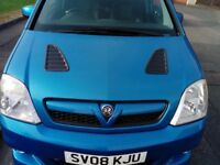 Vauxhall Meriva vxr 1.6 #23/250