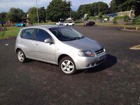 Chevrolet kalos, low mileage - urgent sale