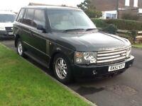 Range Rover td6 3.0l diesel 11 months mot