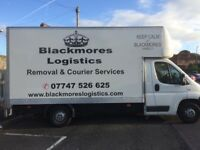 Removals and Man & Van Services - professional and affordable