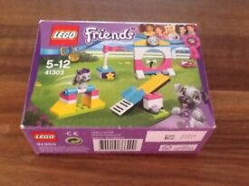 Lego Friends 3 sets all boxed and complete.