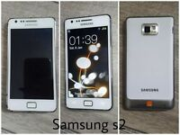 Samsung s2 mobile phone