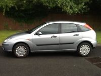 05 PLATE FORD FOCUS 1.6 FLIGHT VERY LOW MILEAGE 68k