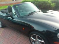 MAZDA MX5 1.8i SPORT CONVERTIBLE 2002 LEATHER ROOF TOP HEATHED LEATHER SEATS ALLOY WHEELS MX-5