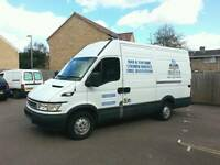 LOCAL MAN AND VAN HIRE CHEAP REMOVAL SERVICE HOUSE FLAT OFFICE COURIER STORAGE LONDON BED SOFA MOVE