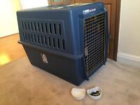 Dog Travel and Training Crate - Airline Approved