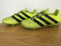 Adidas Ace 16.2 Firm ground football boots Size 6, great condition!