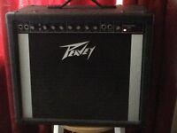 Peavey backstage 110 guitar amplifier amp