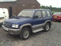 ISUZU TROOPER SWB
