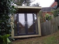 Ecorooms - fully insulated garden rooms