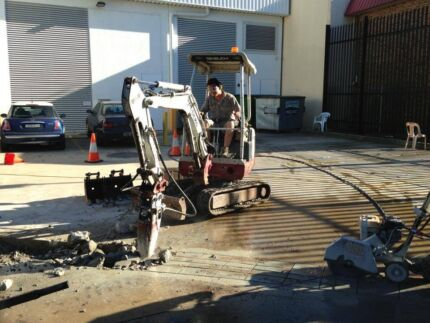 Excavation, earth moving, plumbing and drainage  Campbelltown Campbelltown Area Preview